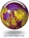 Tropical Breeze Purple Gold Cherry
